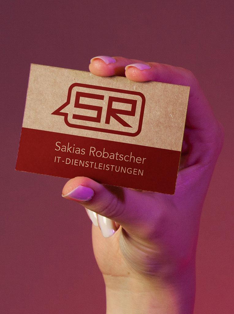 Logo Design IT Dienstleister