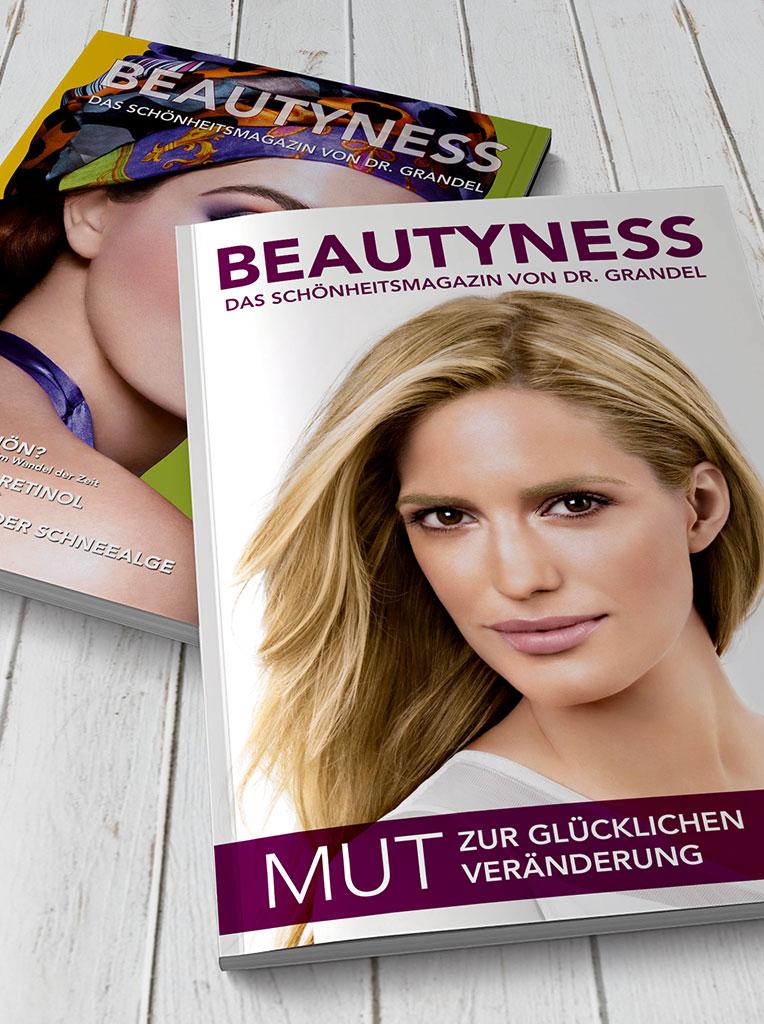 Layout Kundenmagazin